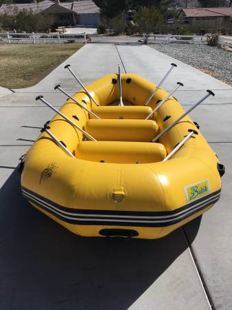 Photo Baltik 14 whitewater raft - $950 (Apple Valley)