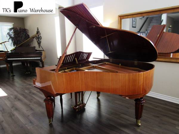 Beautiful Like-New Hardman Peck Designer Grand Piano Delivery Avail - $7,500 (Murrieta)
