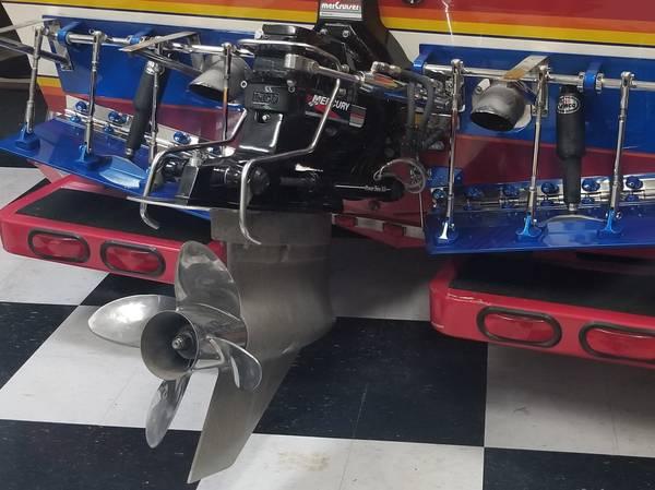 Photo Bravo One XZ and Sportmaster Lower 1.5 - $7,600 (CANYON LAKE)