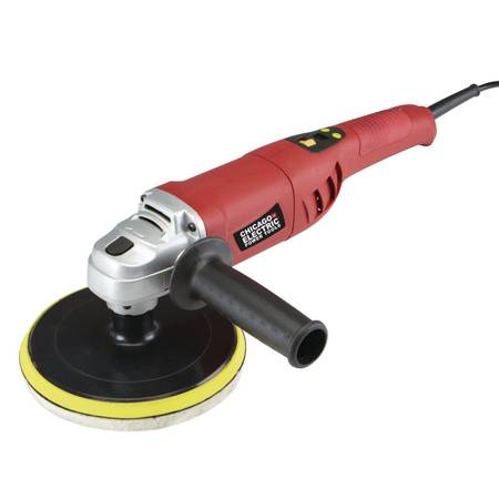 Photo CHICAGO ELECTRIC ROTARY POLISHER - NEW - $30 (Lake Elsinore)