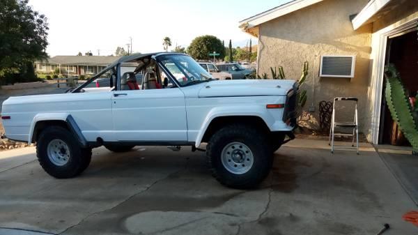 Photo Custom Jeep Prerunner - $26,000 (Norco)