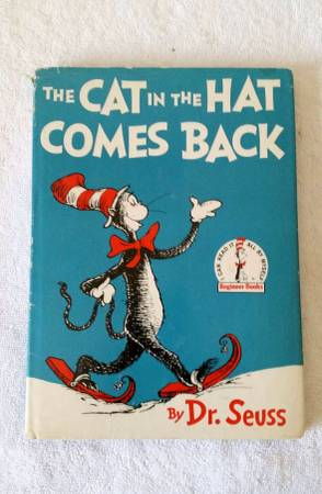 Photo DR SEUSS BOOKS YOU39RE ONLY OLD ONCE 1st EDITION WITH DUST JACKETS - $15 (RIVERSIDE)