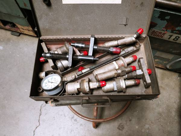 Photo Diesel compression checker - $60 (Upland)