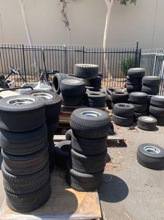Photo Free Golf Cart Tires (corona)