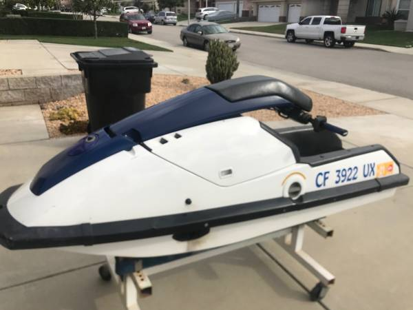 Photo Kawasaki 650sx Jetski watercraft (650 sx jet ski) - $1250 (Fontana)