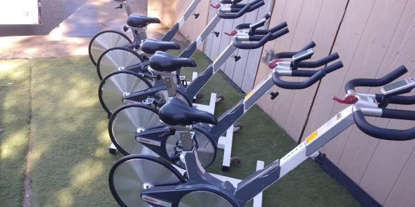 Photo Keiser spinning bike - $500 (Riverside)
