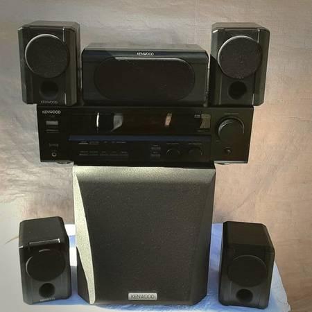 Photo Kenwood Dolby Digital Surround System - $150 (Hemet)