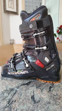 Photo Like New Rossignol Elite EXP2 Active Cockpit Ski Boots Size 26 26.5 - $50 (Lake Arrowhead)