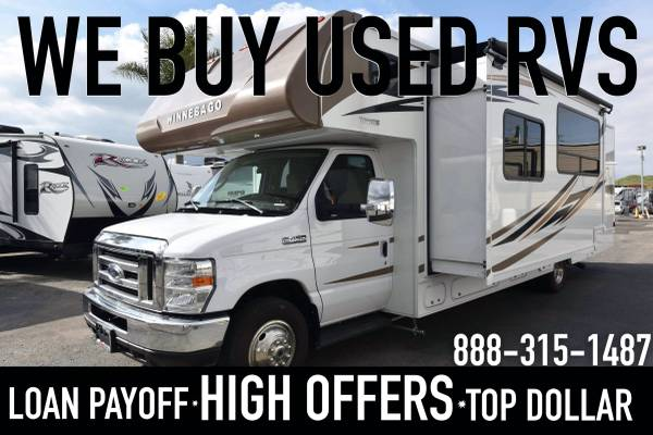 Photo Local RV Dealer Pays Top Dollar Paid for or Not (Norco)