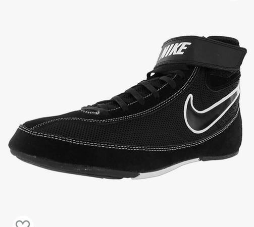 Photo New Nike Men39s Speedsweep VII Wrestling Shoes Sz 10 - $50 (N fontana)