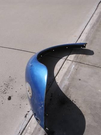 Photo Pre 67 vw bug beetle German rear fenders - $250 (san Jacinto)