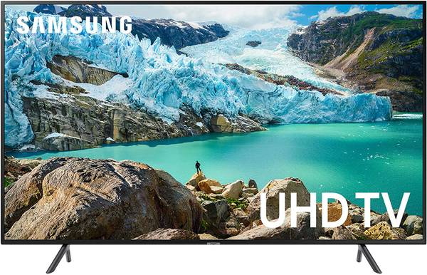 Photo Samsung UN50RU7100FXZA Flat 50-Inch 4K UHD 7 Series Ultra HD Smart TV - $325 (Corona)