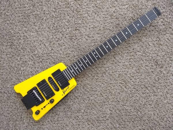 Photo Steinberger Spirit guitar - $350 (BanningBeaumont)