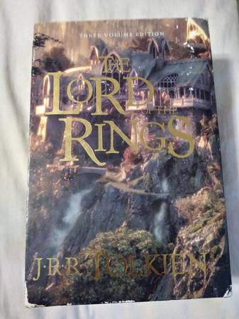 Photo The Lord of the Rings by Tolkien, J.R.R. - $10 (Rancho Cucamonga)
