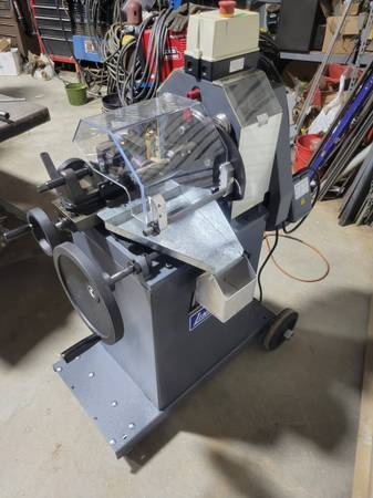 Photo Tube and Pipe Notcher - 12quot to 3quot - $8,699 (Riverside)