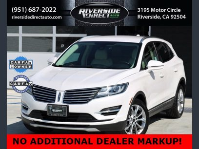 Photo Used 2015 Lincoln MKC FWD for sale