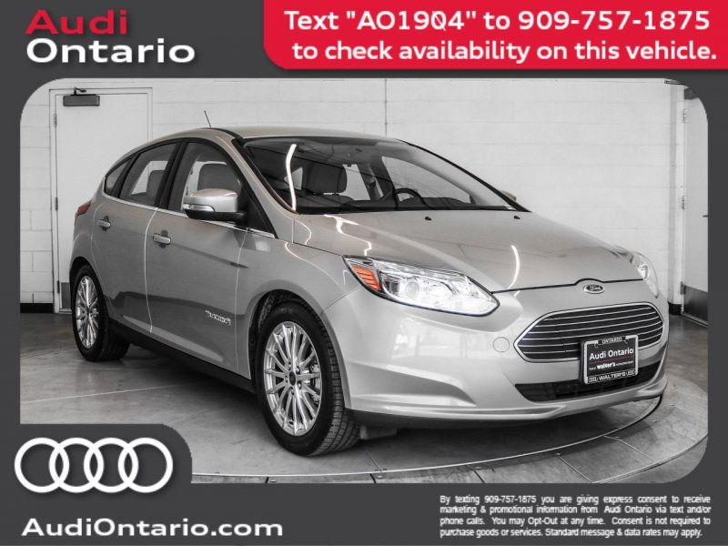 Photo Used 2016 Ford Focus Electric Hatchback for sale