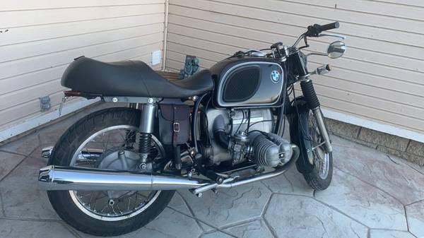 Photo Vintage BMW Sport Bike  Cafe Racer  SUPER CLEAN  - $5,000 (Lake Elsinore)