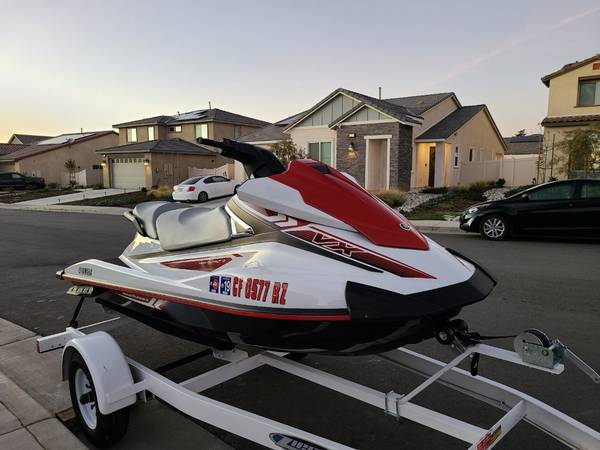 Photo Waverunner VX for Sale - seadoo, watercraft, boat, lake, jet ski, yama - $10,500 (Beaumont, CA)