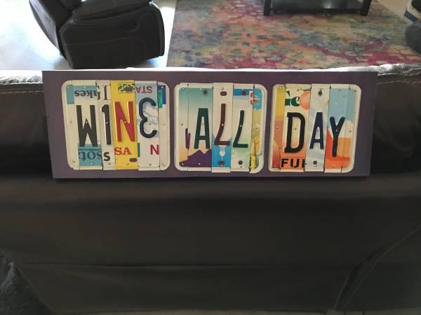 Photo Wine All Day - $38 (Temecula)