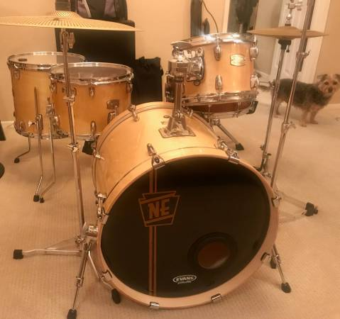 Photo Yamaha Stage Custom Birch Shell Pack - $350 (Corona)
