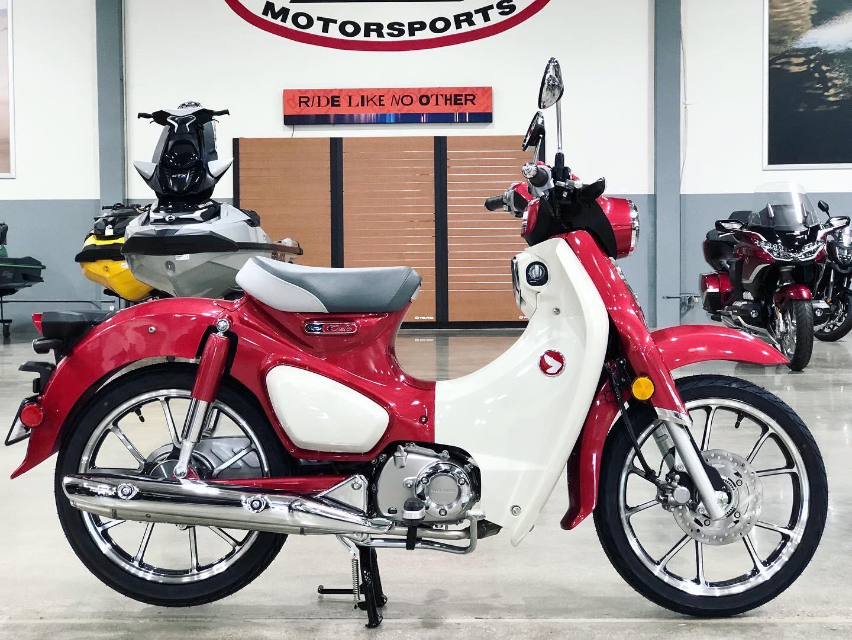 Photo 2021 Honda Super Cub C125 ABS $3749