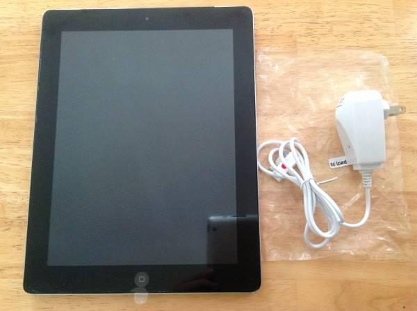 Photo apple ipad 2 2nd Generation 16gb Black Wi-Fi only Tablet - $69 (san bernardino)