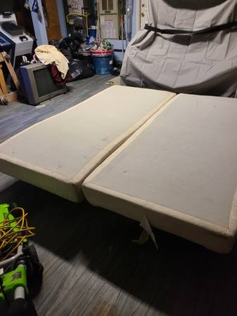 Photo king size adjustable bed (moreno valley , ca)