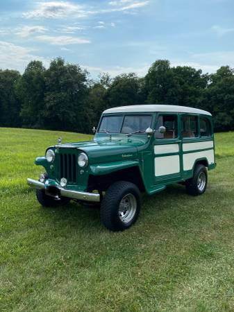 Photo 1959 Willys Wagon 4x4 - $22,000