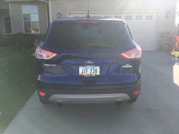 Photo 2013 Ford Escape - $6,300 (North Liberty)