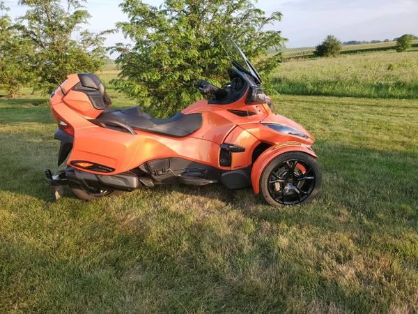 Photo 2019 Can Am Spyder RT Limited - $22,999 (Mitchellville)