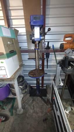 Photo Cummins 16 speed Industrial Drill Press - $195 (Des Moines)