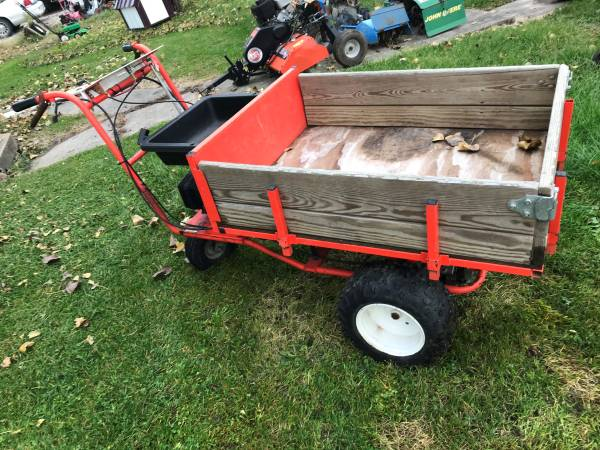 Photo DR Power Wagon - $975 (Kahoka, Missouri)