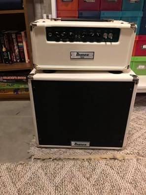 Photo Ibanez TSA-115H   TSA-112C cabinet - $575 (Iowa City)