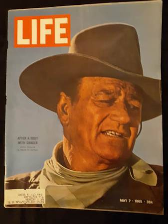 Photo John Wayne Life Mag. 571965 - $10 (Fairfield)