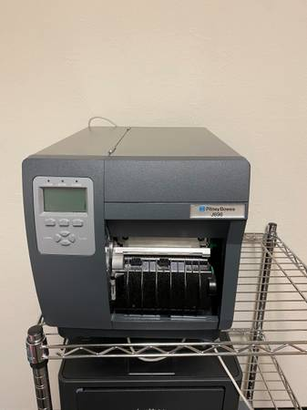 Photo Pitney Bowes Honeywell J696 Thermal Transfer Label Printer, Scale - $399 (Des Moines)