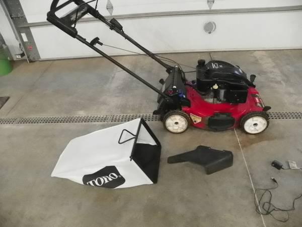 Photo Toro Personal Pace Lawn Mower - $175 (Springville)