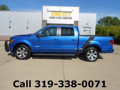 Photo Used 2011 Ford F150 2WD FX2 for sale