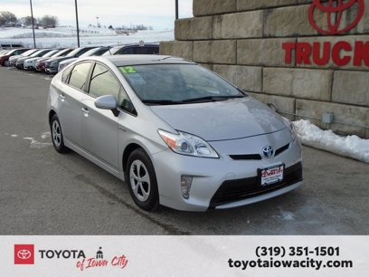 Photo Used 2012 Toyota Prius Three for sale