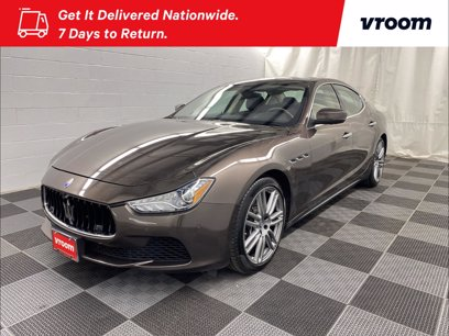 Photo Used 2017 Maserati Ghibli S Q4 w Luxury Package for sale