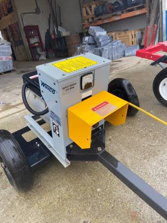 Photo WINCO 15KW PTO GENERATOR - $2,000