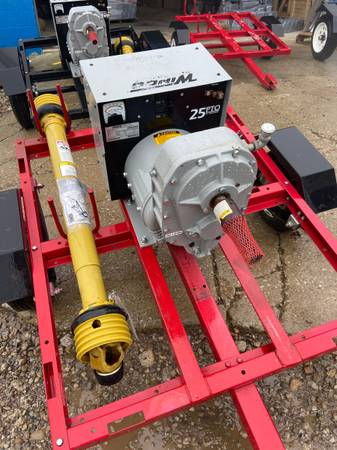 Photo WINCO 25 KW GENERATOR - $3,000