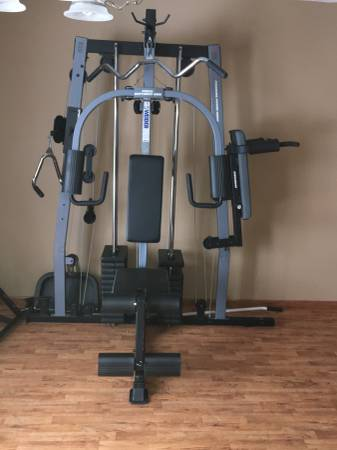 Weider Pro 4850 Home gym - $150 | Sports Goods For Sale | Iowa