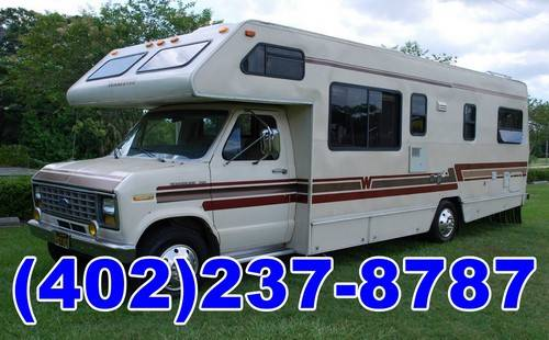 Photo 1990 27ft Twin slide out Winnebago Motorhome - - - $1,600 ((Any location in Iowa))