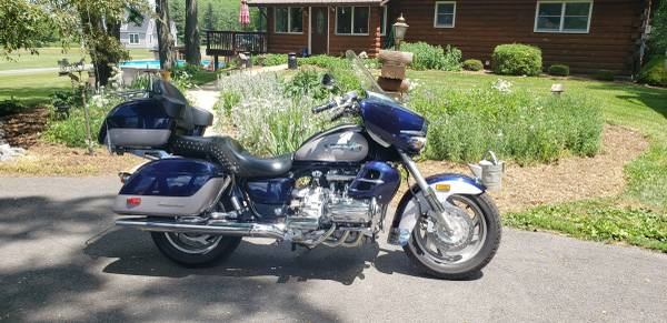Photo 2000 Honda Valkyrie Interstate - $6,200 (Ithaca)