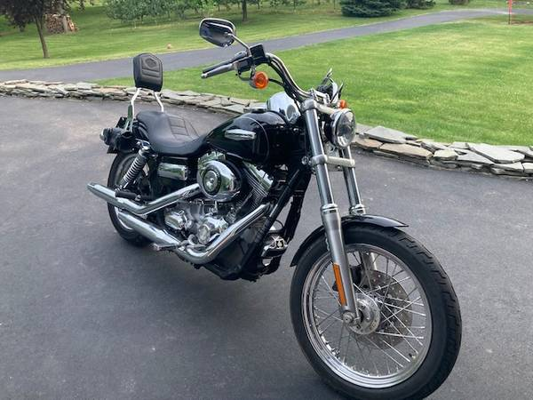 Photo 2007 Harley Davidson Dyna Super Glide - $7,200 (Webster)