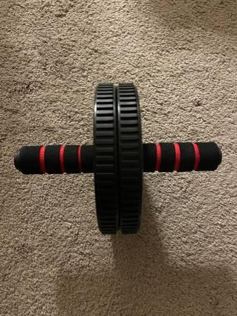 Photo Ab Roller Wheel - $5 (ithaca)