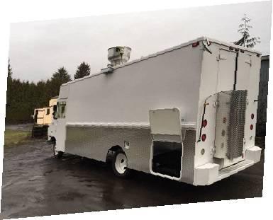 Photo BEAUTIFUL FOOD TRUCK - RESTAURANT 30 gal Fresh Water Tank - $9,502 (ithaca)