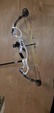Photo Compound bow 2014-15 Hoyt Pro Comp Elite - $600