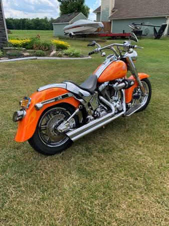 Photo Custom 2002 Harley Davidson - $10,000 (Hamlin New York)